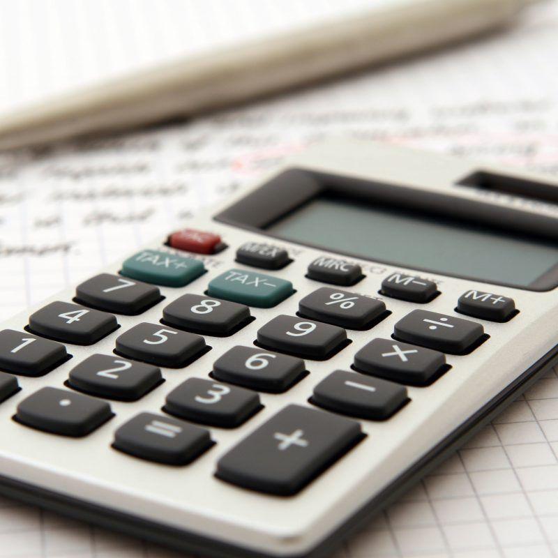 Calculator maths education